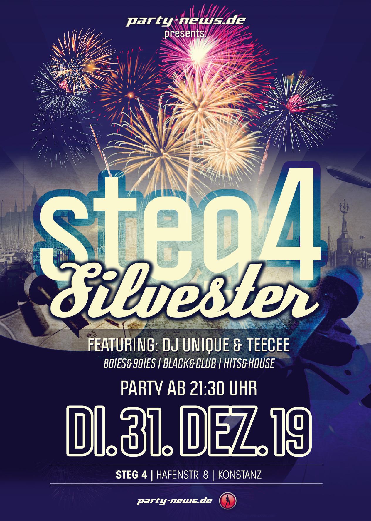 silvester single party konstanz